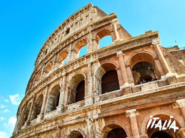 What makes Italy a unique destination course image