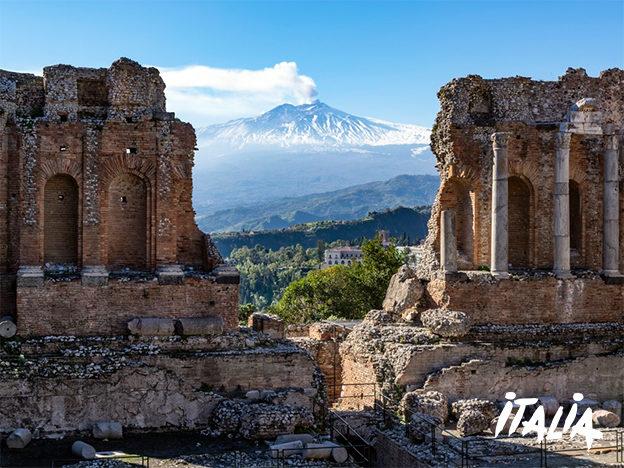 Italy's UNESCO world heritage sites course image
