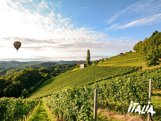 The Tuscany Region course image